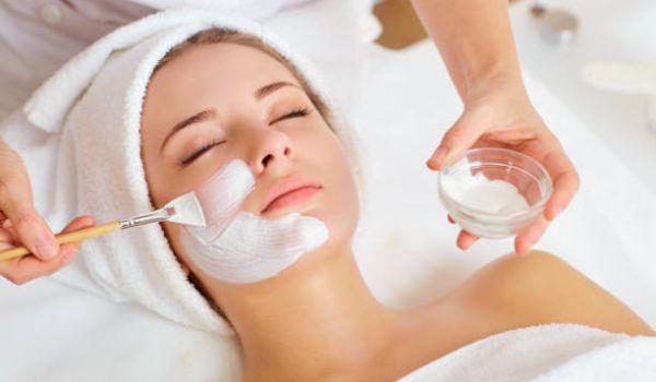 Beauty Salon Facial Treatments in Plymouth